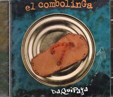 El Combolinga - Daquipaya (2004 CD) Flamenco/Rumba (New & Sealed)