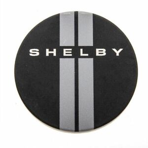 Car Coaster - Shelby Mustang Racing Stripes * GREAT LOOK! FREE USA SHIPPING!
