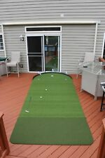 Big Moss Golf Commander V2 SERIES 6'X15' Patio Practice Putting Chipping Green