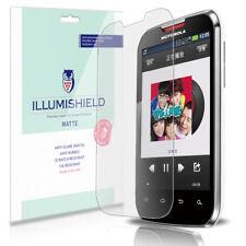 iLLumiShield Anti-Glare Screen Protector 3x for Motorola MotoSmart Mix XT550