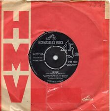 RAY CHARLES   NO ONE  / WITHOUT LOVE   UK HMV   R&B/60s SOUL/POP