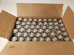 Lot Of 180 Liquid Oil Candle Tea Light Fuel Cells Paraffin Wax Candles 7 Hour
