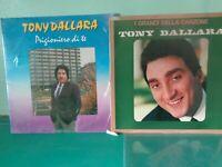 TONY DALLARA - 2 LPs - VEDI DESCRIZIONE