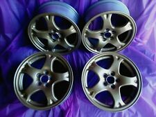 JDM Subaru GC8 GF8 Impreza WRX STi Type R, RA Wheels Version 6 - Rare!