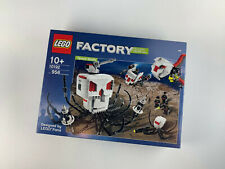 LEGO Factory 10192 Space Skulls Complete Set RARE!!! NEW IN BOX!!!
