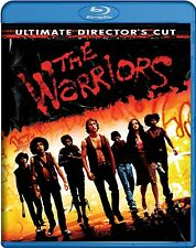 The WARRIORS (1979) BLU RAY NEW & SEALED ULTIMATE DIRECTOR'S CUT