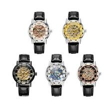 Mechanical (Hand-winding) Wristwatches with Skeleton