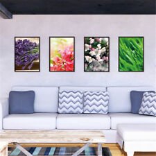 Flowers Plant Picture Home Room Decor Removable Wall Stickers Decal Decoration