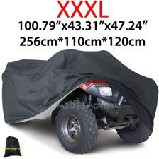 XXXL Waterproof ATV Storage Cover Universal for Kawasaki Honda Yamaha Suzuki