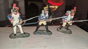 Britains Napoleonic Wars French Advancing Set Britains 00152 Boxed