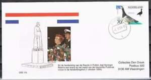 Envelop Royalty OSE-175 - 1994 Herdenking Razzia in Putten