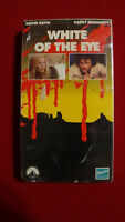 WHITE OF THE EYE VHS 1987 CULT CLASSIC BRNAD NEW SEALED