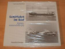 Sammlung Schiffahrt im Bild Küstenmotorschiffe II Hardcover!