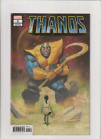 Thanos #1 NM- 9.2 Olivetti Variant Marvel Comics Gamora Avengers Guardians