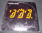Vtg 1981 Police Ghost In The Machine A&M Records SP-3730 LP Vinyl Album Sting