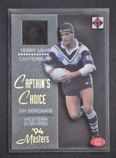 1994 Season NRL & Rugby League Trading Cards