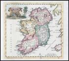 1764 - IRELAND Ulster Munster Wicklow Armagh Londonderry Thomas Jefferys (KWM10)