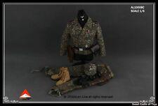 1/6 Alert Line Figure Accessory WWII Wehrmacht Tank Crew Overalls Set AL10008 C