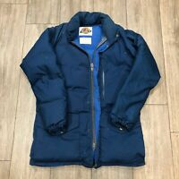 Vintage Class 5 Made in USA Goose Down Puffer Winter Jacket