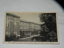 MOORE DORMITORY WESTERN CAROLINA TEACHERS COLLEGE NC POSTCARD photo 1939