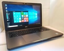 """Dell Inspiron 15 5567 Laptop 15.6"""" Core i7-7500U 2.70Ghz, 8GB, 1TB HD, FHD TOUCH"""