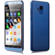 "2019 New Android7.0 Mobile Phones Quad Core Dual SIM 5.0"" Smartphone Unlocked UK"