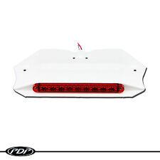 2011+ Polaris PRO RMK/ASSAULT L.E.D Snowmobile Brake Light _ White/Red Lense