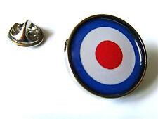 RAF Royal Air Force Roundel Mod Lapel Pin Badge Gift