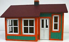 CASCADE SUMMIT DISPATCH OFFICE G 1:24 Model Railroad Styrene Structure Kit CMS24