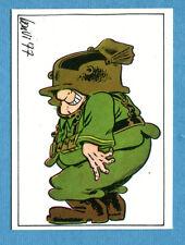 [GCG] STURMTRUPPEN - Corno 1977 - Figurina-Sticker - n. 43 -New