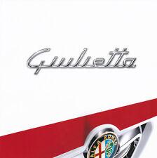 Alfa Romeo - Giulietta - Prospekt - Deutsch - 11/10 - Hilfe für Gebrauchtkauf !!