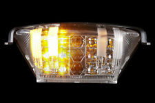 Hyosung GT650 GT250 Integrated LED Tail Light with built in Blinker E-Mark On