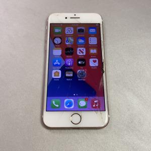 Apple iPhone 7 - 256GB - Rose Gold (Unlocked) (Read Description) DJ1014