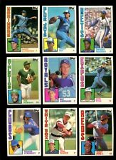 1984 TOPPS TRADED BASEBALL COMPLETE SET MINT IN FACTORY BOX *INV3311