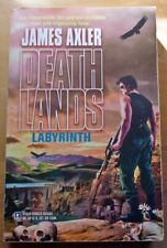 JAMES AXLER..DEATHLANDS..LABARYNTH..paperback.. 2006.