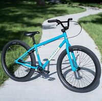 "2021 FAIRDALE BMX MACARONI 24"" BICYCLE SURF BLUE"
