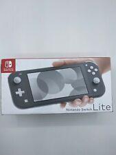 Nintendo Switch Lite Gray Handheld System