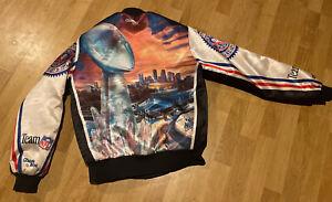CHALK LINE NFL VINTAGE Super Bowl XXVI-1992/Sm Buffalo Bills Washington Football