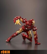 IRON MAN MARK III Damage Ver. - IRON MAN ARMOR COLLECTION Gashapon Mini-figure