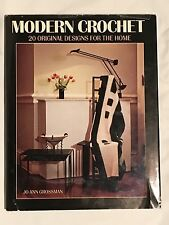 Modern Crochet: 20 Original Designs for the Home Hardcover -Afghans Rugs Pillows