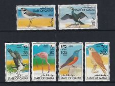 Qatar - 1976, Oiseaux Ensemble - MNH - Sg 608/13