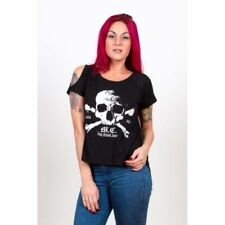 T-shirt, maglie e camicie da donna, taglia piccola neri taglia XL