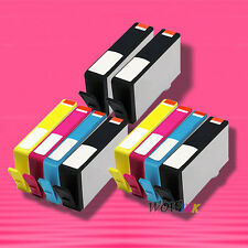 10 Non-OEM New Ink Alternative for HP 564XL Photosmart C510a B210e B209a B210a