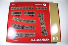 Fleischmann 6194 Profi-Gleis Bahnsteig-Set F. Neuware.
