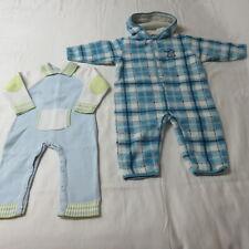 Boys 2 Pce Boboli Baby One Piece Sleeper & Mexx Outwear Sleeper Toddler 24 Mths