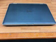 "15"" Dell Latitude E6520 Laptop   Intel i5-2540M @ 2.6 GHz  8 GB RAM   500 GB HD"