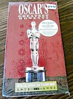 Oscars Greatest Moments - 1970 to 1991 (VHS, 1992, Closed Captioned)