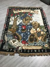 Boyds bears throw in 100% condition no faults