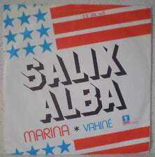 "SALIX ALBA Marina (LISTEN) RARE 7"" 1975 jazz pop BELGIUM Rocco Granata"