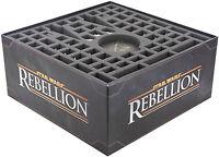 Feldherr Schaumstoff-Set für die Star Wars Rebellion Brettspielbox